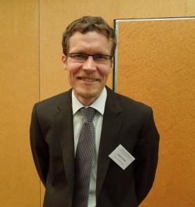 Dr. Stephen Schröder (leitender Archivar des Archivs im Rhein-Kreis Neuss, Dormagen)