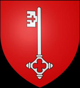 Wappen der Herren von Thuillières-Monjoie (Quelle: Yves LG, Blason de la Maison de Thuillières-Monjoie, CC BY-SA 3.0)