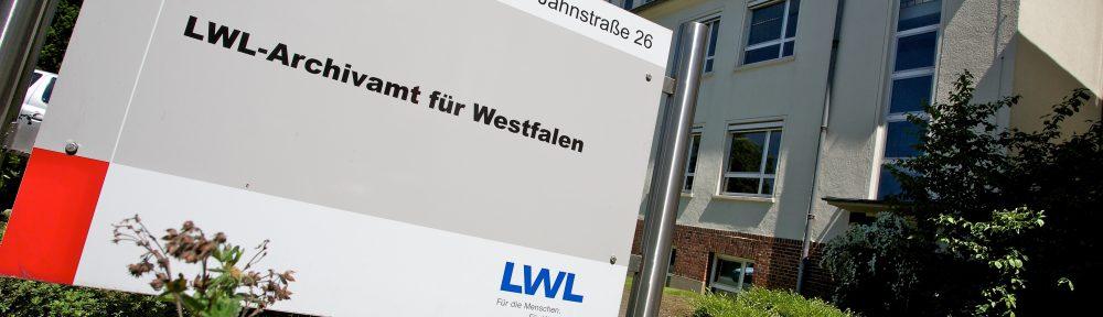 Neuer Kollege/neue Kollegin für das LWL-Archivamt gesucht