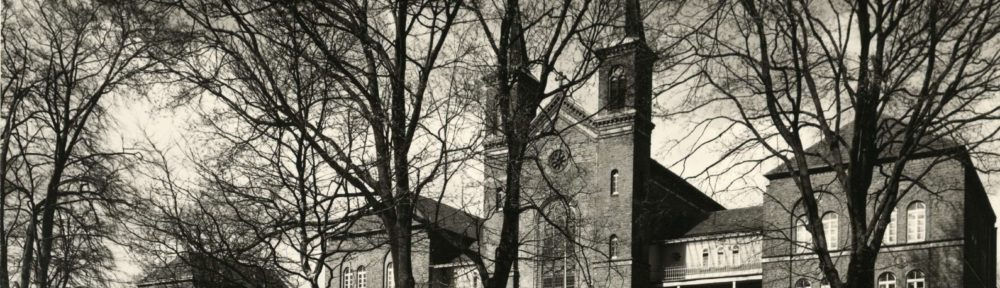 Festakt zum hundertjährigen Bestehen des Westfälischen Landeskrankenhauses Lengerich am 30. Mai 1967