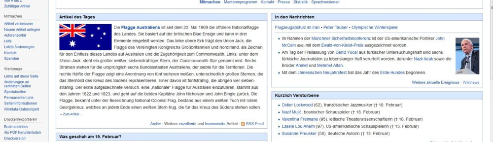 Archive und Wikipedia: Wikiversum Weltcafé' am 21. April 2018 in Bremen