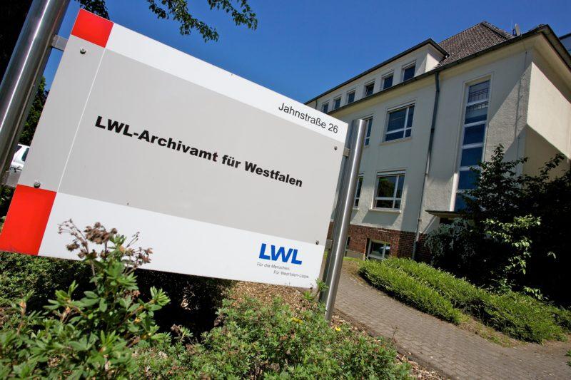 Stelle im Westfälischen Literaturarchiv zu besetzen! (29,50 Stunden/Woche)