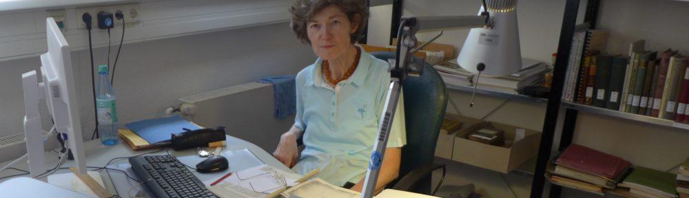 Westfälisches Literaturarchiv und Bibliothek des LWL-Archivamtes für Westfalen verabschieden sich von Eleonore Sent