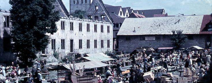 """Neuer Bildband """"Paderborn in Farbe 5.0"""" vorgestellt – Joint Venture zwischen dem Stadt- und Kreisarchiv Paderborn und Ulrich Vogt"""