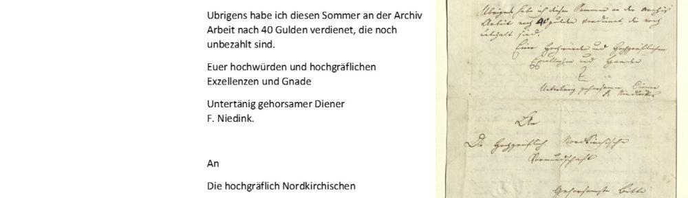 """23. Dezember – Der """"Super-Archivar""""?"""