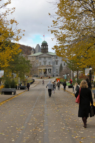 Université McGill (photo : S. Pouyllau)