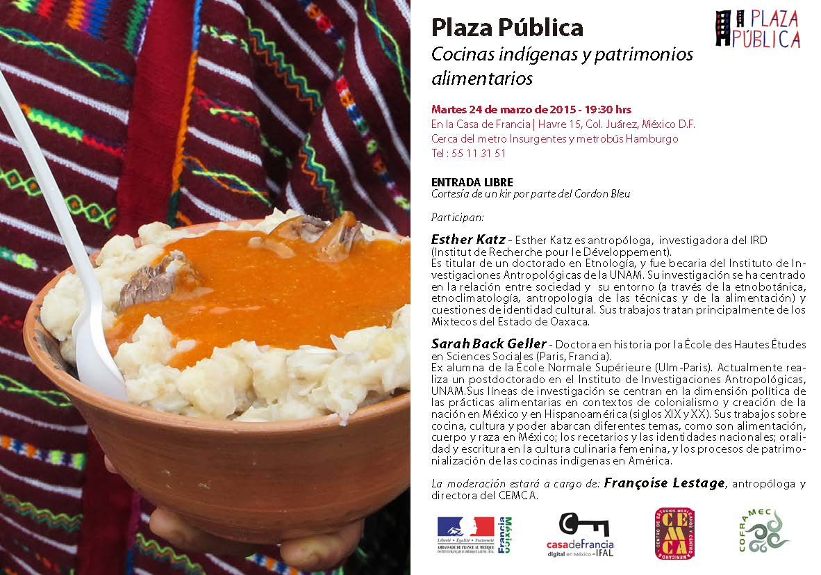 Plaza_P├║blica Cocina indigena