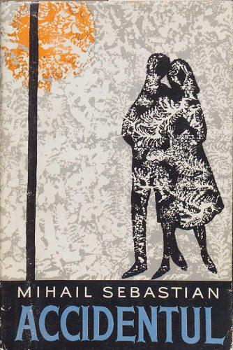 Reproduction de la première de couverture du livre de Mihail Sebastian édité en 1962