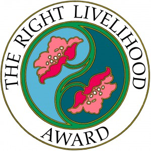 Right Livelihood logo (c) Right Livelihood Award Foundation