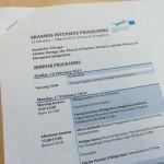 Seminar Programme -Atoms for Europe