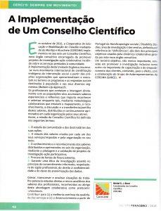 CCient-CERCIMA - Revista FENACERCI 2016