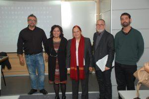 Michel Binet - Cristina Coelho - Isabel de Sousa - Gerald de Montigny - David Monteiro