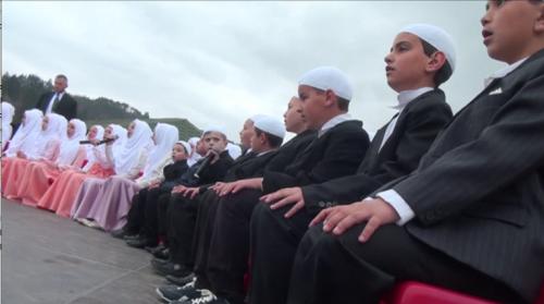 Photo issue de la vidéo du hatim 2015 de Roudozem