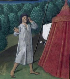 Le Sujet des émotions au Moyen Âge