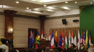 Closing address by the President of the Royal Academy of Cambodia (A. Guerreiro)