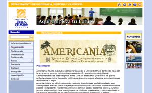 Revista Americanía