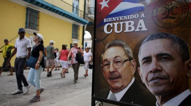 Cuba :  d'un anniversaire oublié à la visite de Barack Obama