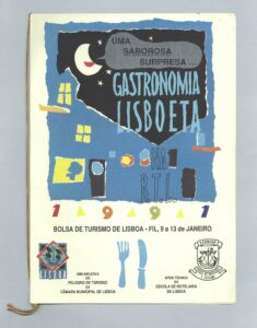 Ementa Bolsa de Turismo de Lisboa