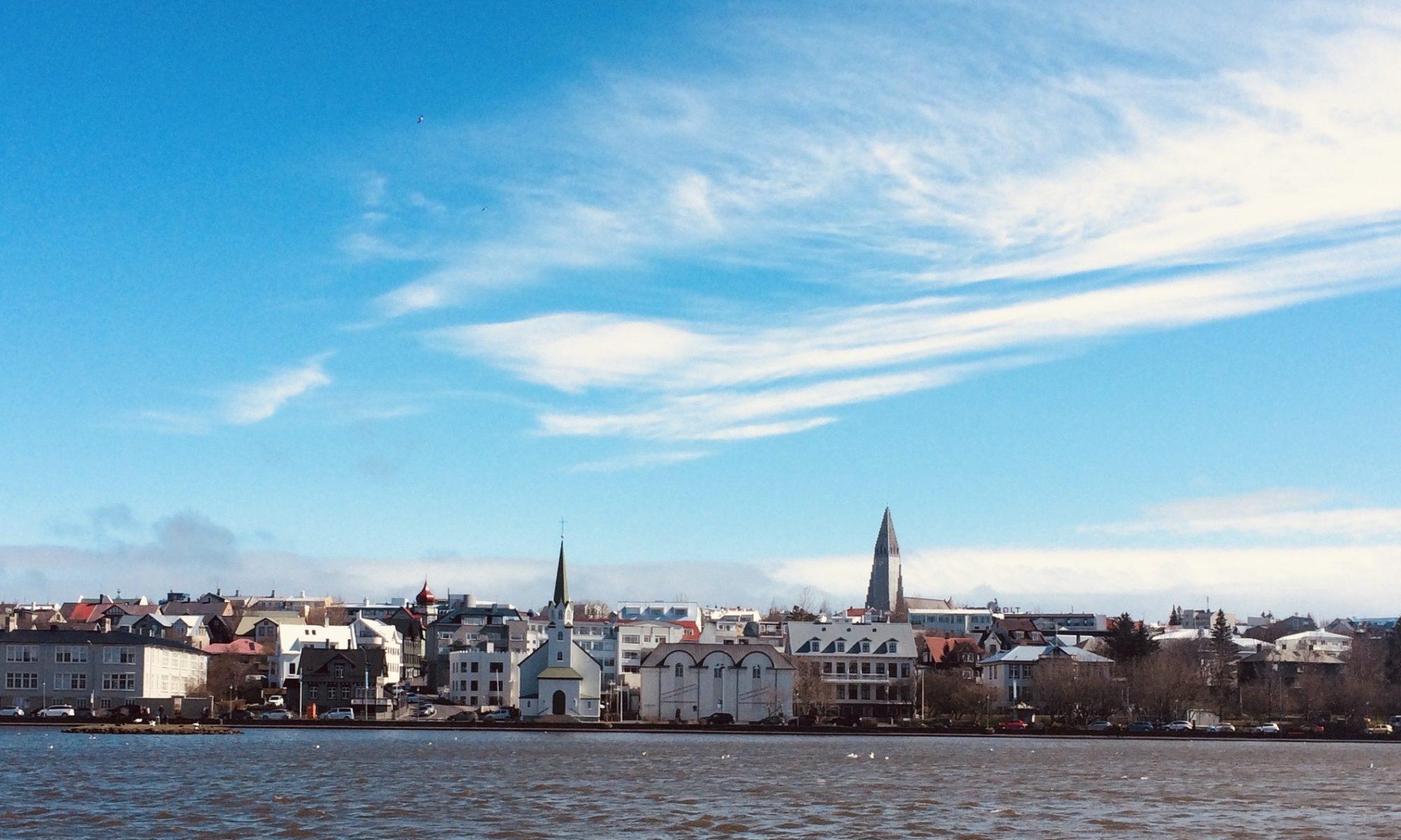 Die UNESCO-Literaturstadt Reykjavík