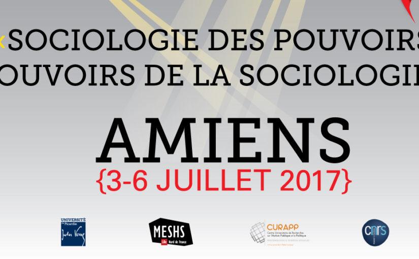 Programme RT 28 – Congrès AFS 2017 / Amiens