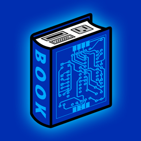 Electronic Frontier Foundation (eff.org) graphic created by EFF Senior Designer Hugh D'Andrade to illustrate digital books