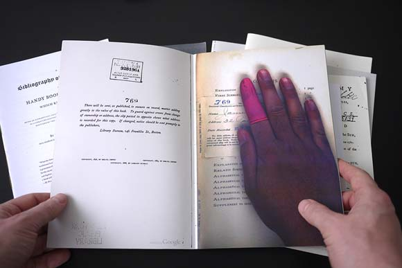 http://www.newyorker.com/online/blogs/books/2013/12/the-art-of-google-book-scan.html