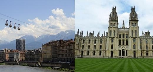 Grenoble-Oxford