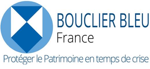 Logo Bouclier bleu France