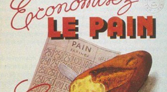 Conférence : Manger pendant la Grande Guerre – 24 novembre 2015