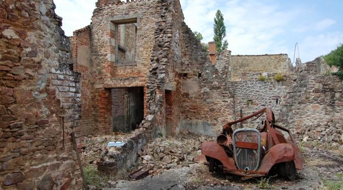 Conférence « Un lieu de mémoire unique : les ruines d'Oradour-sur-Glane, 1945-2015 », 17 mars 2016