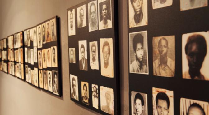 Les archives disponibles sur le génocide des Tutsi au Rwanda, 22 mai 2016