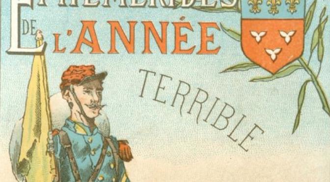 Colloque : La guerre franco-prussienne, 6-7 juin 2016