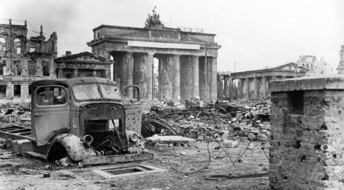 Conférence : Les deux Allemagnes et l'Autriche : passé commun, mémoires différentes ?