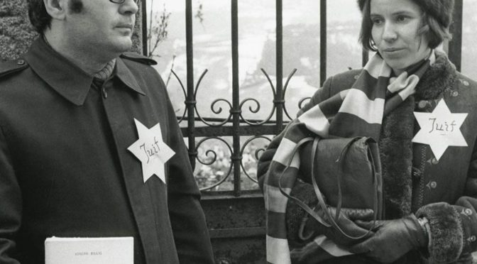 Exposition : Beate et Serge Klarsfeld, les combats de la mémoire (1968-1978)