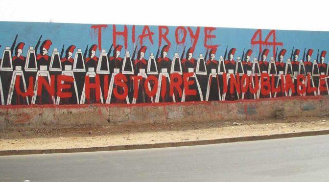 «Tirailleurs sénégalais. Frères d'armes, frères de sang», colloque