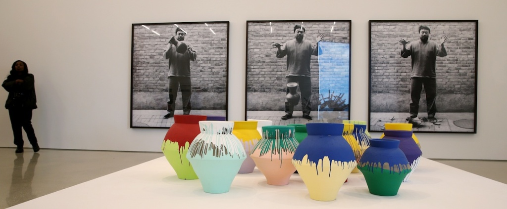 Miami Artist Destroys Vase By Chinese Artist Ai Weiwei In Museum