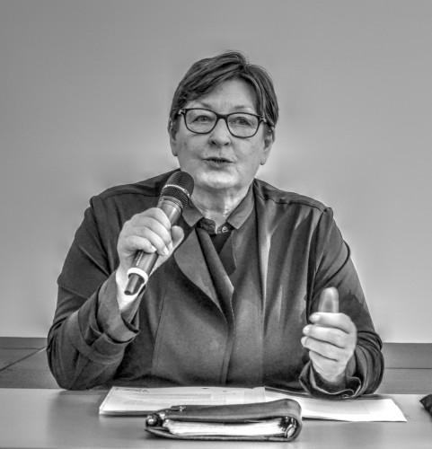 Marlis Drevermann, Kulturdezernentin Hannover, Foto: V.Alexeev