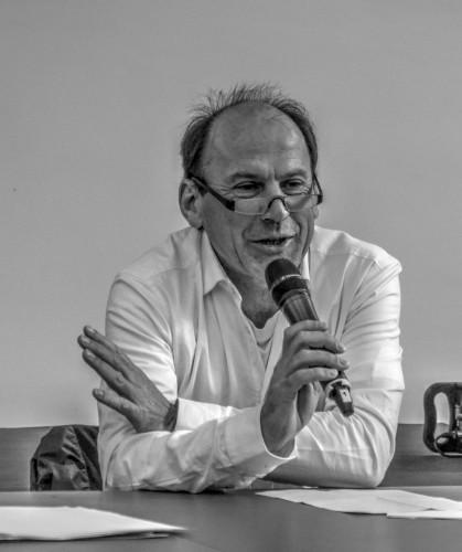 Markus Peter, Architekt. Foto: V.Alexeev