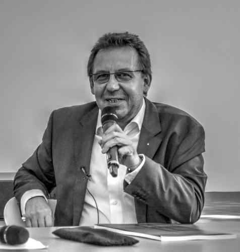 Dr. Reinhard Spieler, der Leiter des Sprengel-Museums. Foto: V.Alexeev