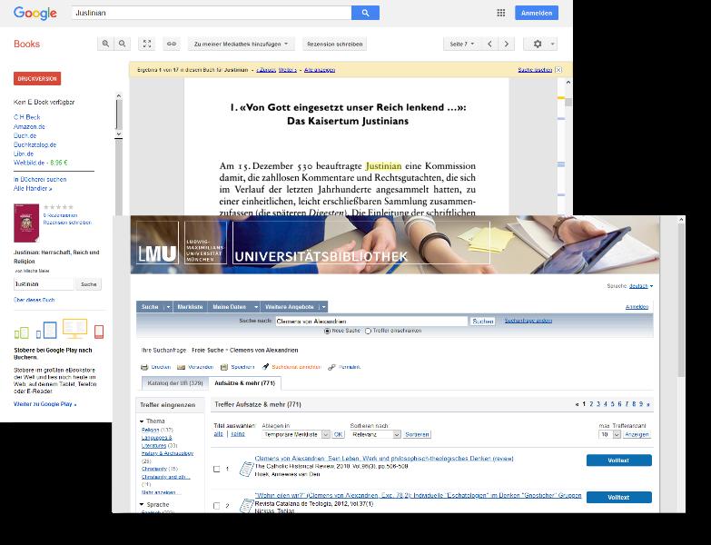 Bild 3.9: Suchmaschinen