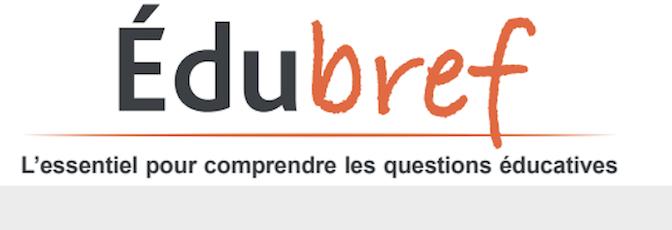 Edubref : Les projets à l'école : à quelles conditions favorisent-ils l'apprentissage ?