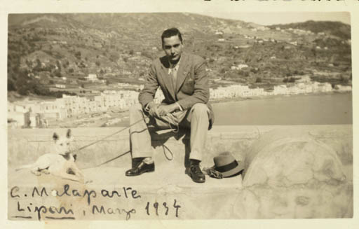 Qui se cache sous le pseudonyme de Curzio Malaparte ? (1)