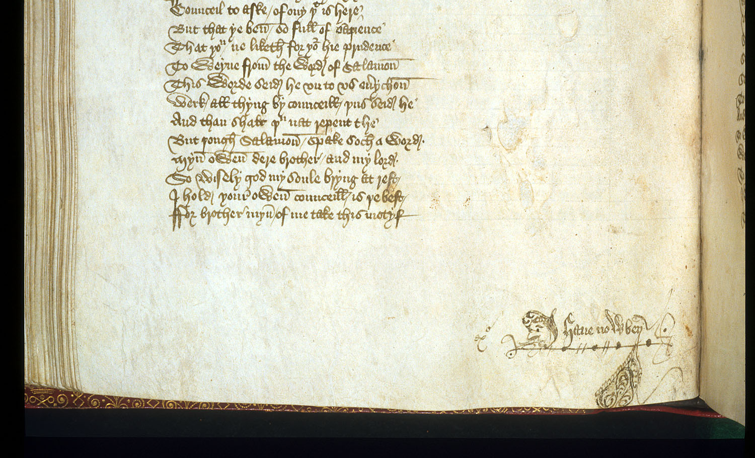 Richiamo in BL Egerton MS 2726, f. 126v. British Library, [Public Domain], CC0 1.0 Universal (CC0 1.0)