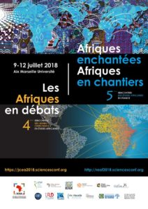 Rencontres enchantees 2018
