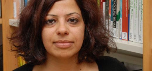Fatemeh Masjedi (photo: private)