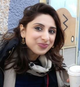 Sanaa Alimia (photo: private)