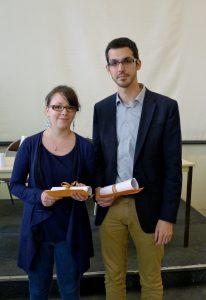 Lauréats Prix Tétard 2016