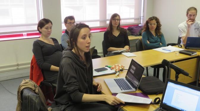 Séminaire «Corpus et enquêtes en ligne, expériences et méthodologies»