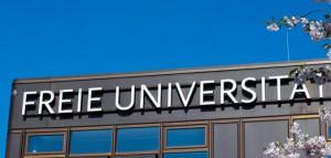 Cette année la pkp conference se déroule  à la Freie Universität de Berlin