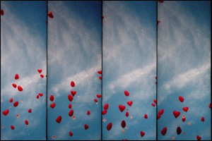 Flying Hearts V, by Stefan Georgi (Creative commons licence)